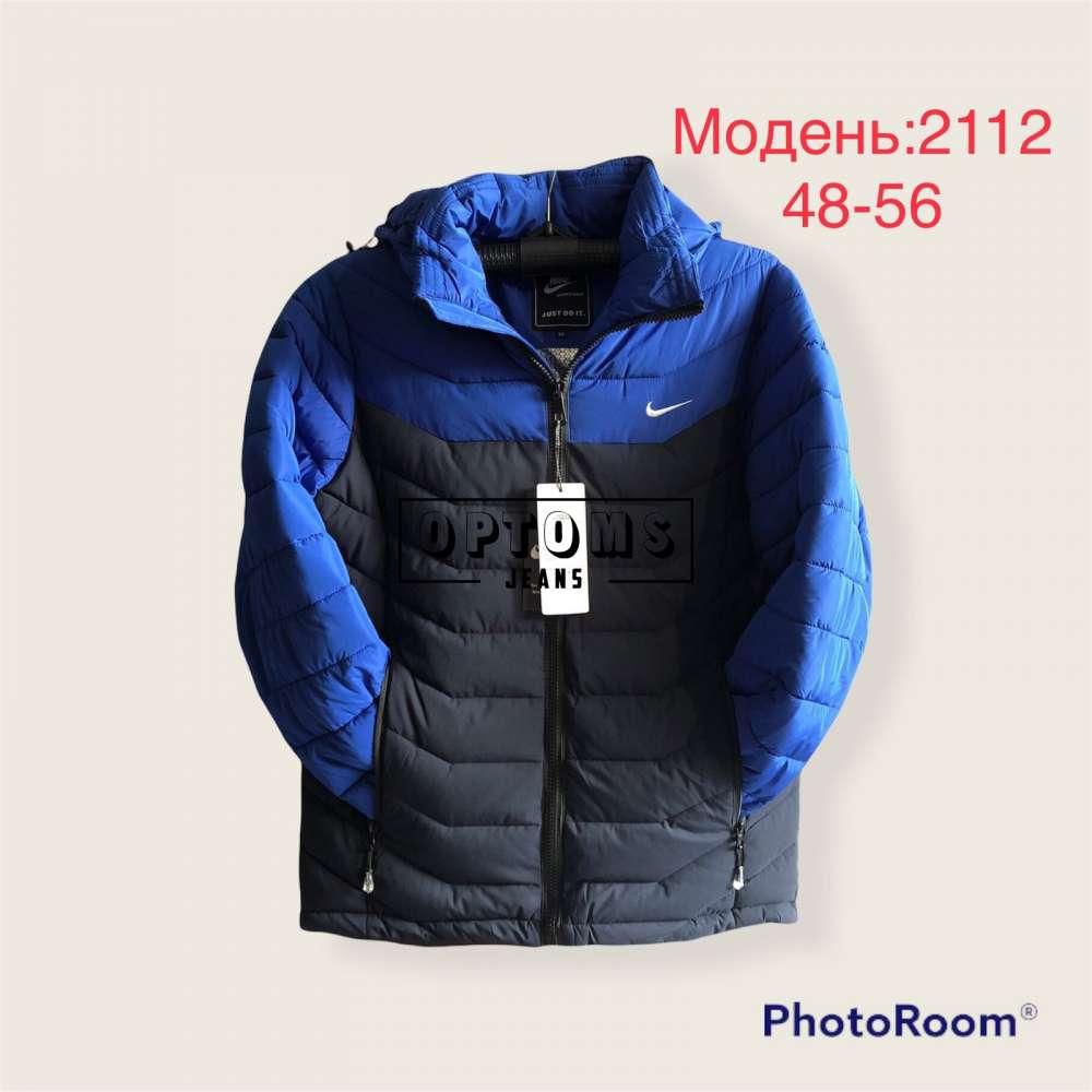 Мужская зимняя куртка 48-56 (2112a) фото