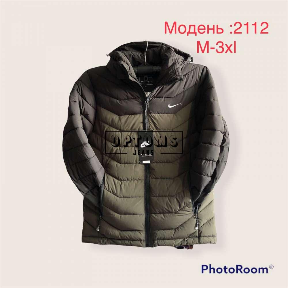 Мужская зимняя куртка 48-56 (2112b) фото