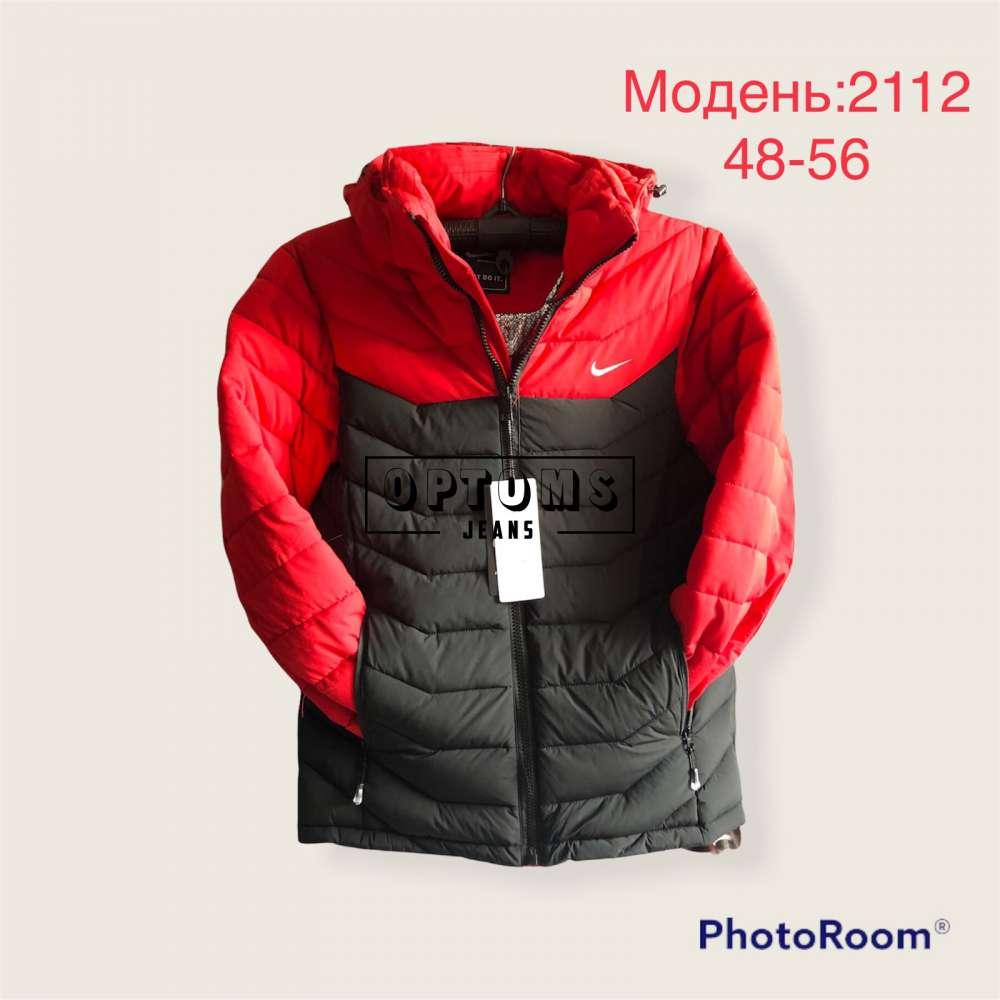 Мужская зимняя куртка 48-56 (2112c) фото