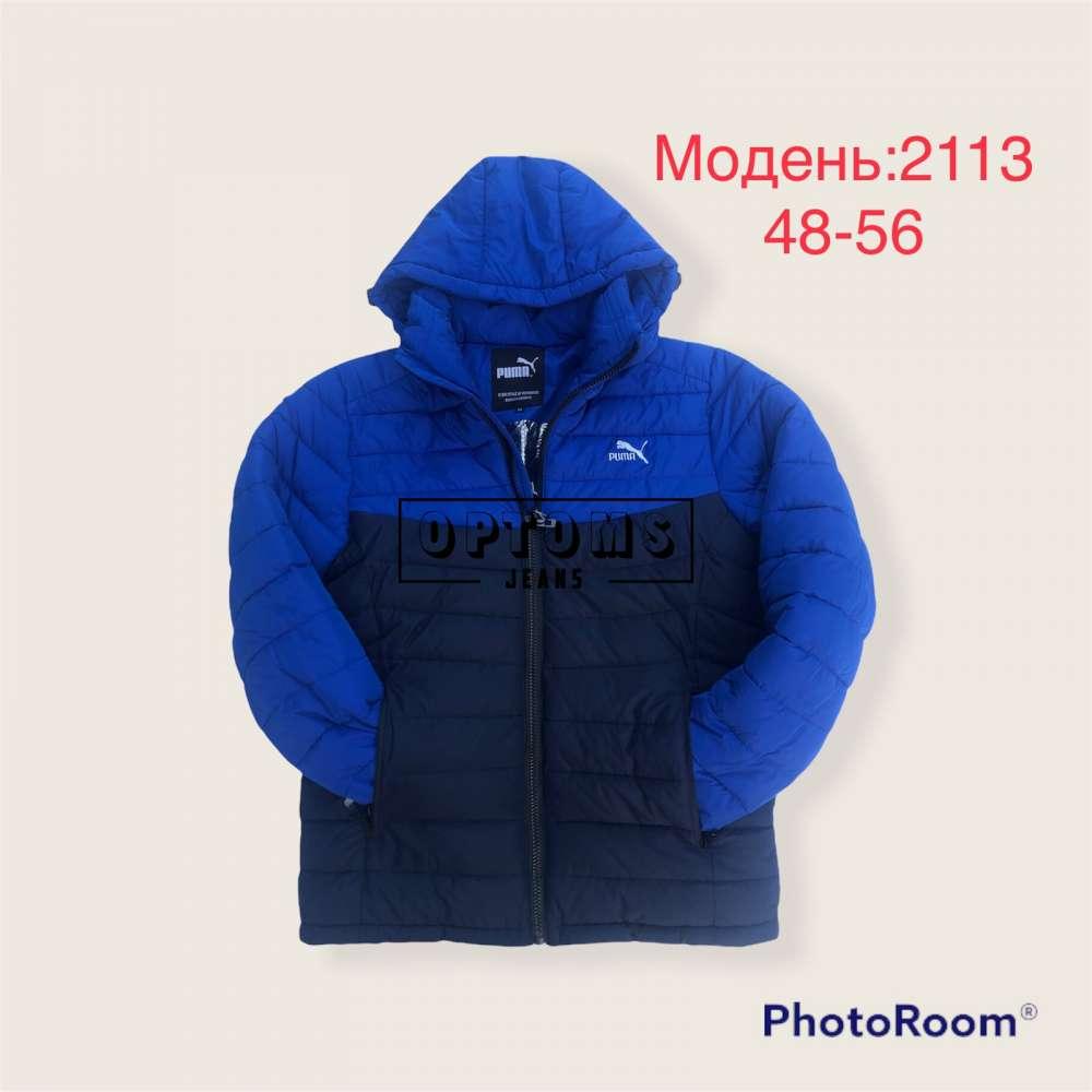 Мужская зимняя куртка 48-56 (2113a) фото