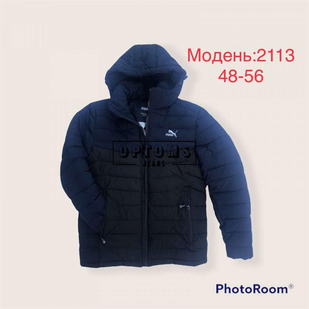 Мужская зимняя куртка 48-56 (2113c) фото