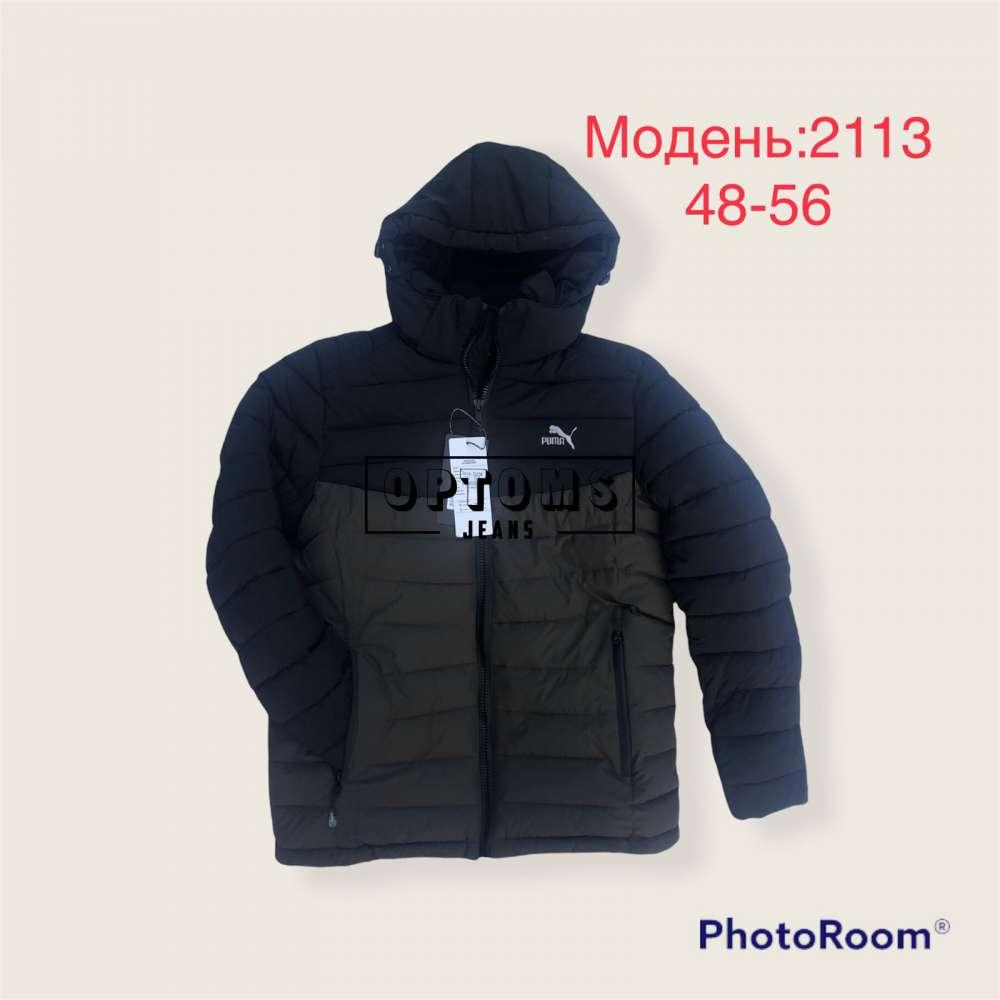 Мужская зимняя куртка 48-56 (2113d) фото