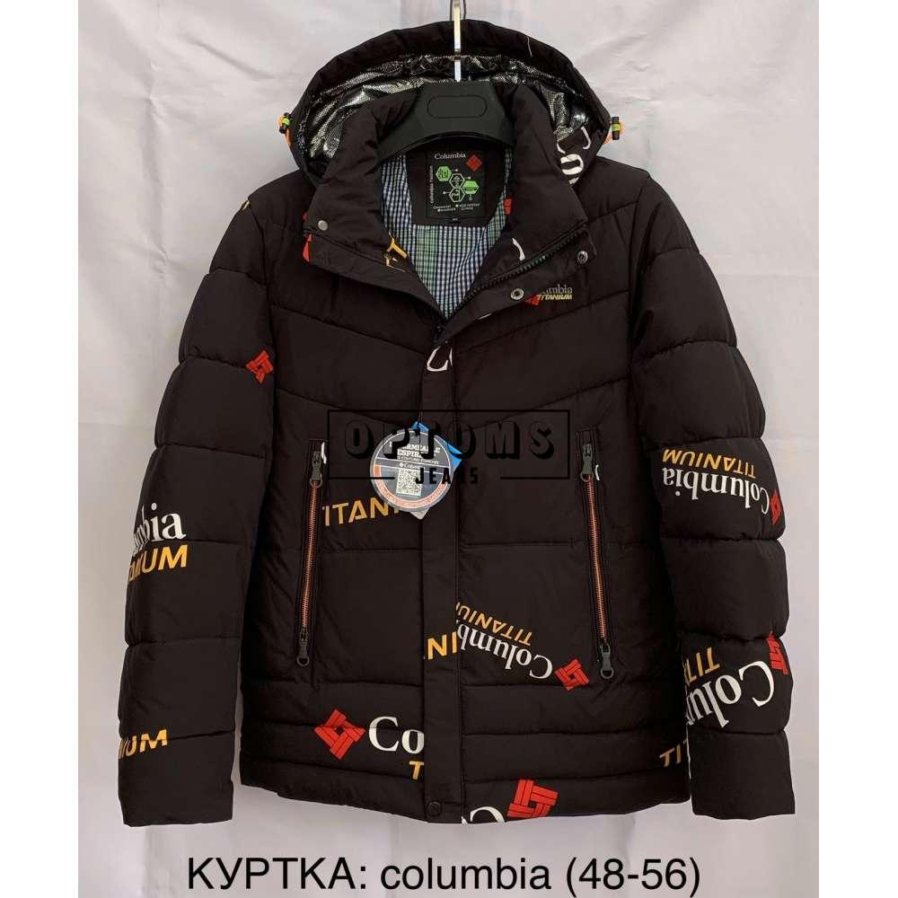 Мужская зимняя куртка 48-56 (2801b) фото