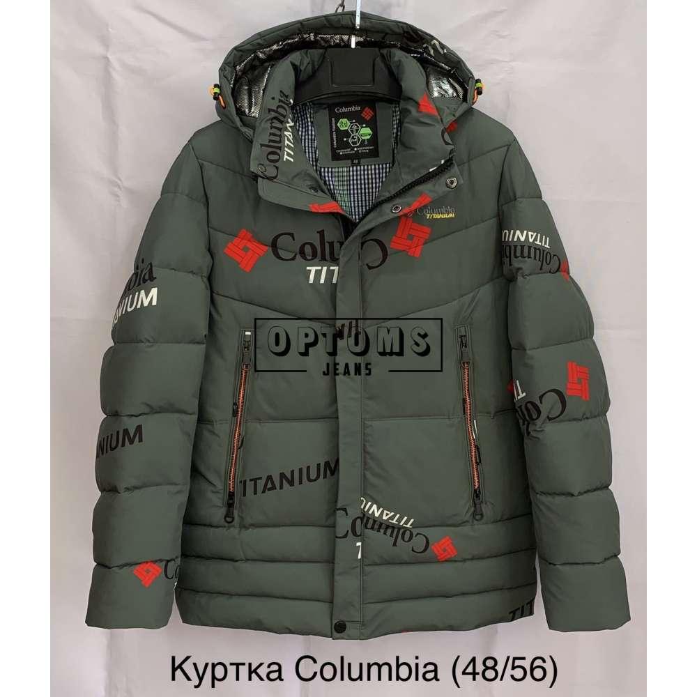 Мужская зимняя куртка 48-56 (2801d) фото