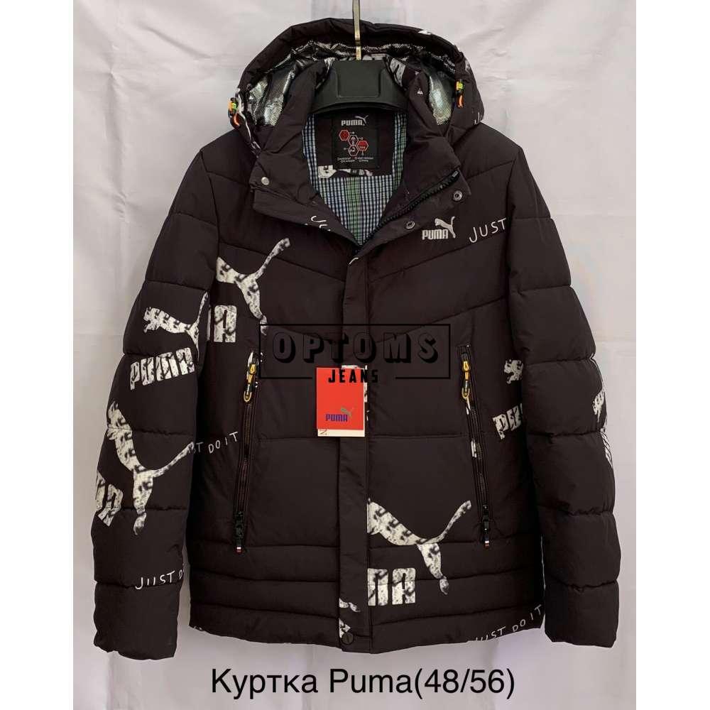 Мужская зимняя куртка 48-56 (2801e) фото