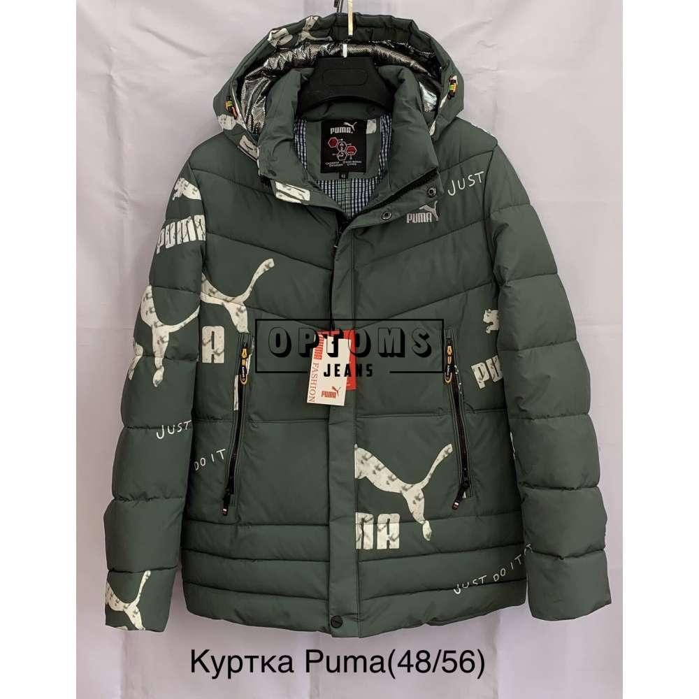 Мужская зимняя куртка 48-56 (2801g) фото