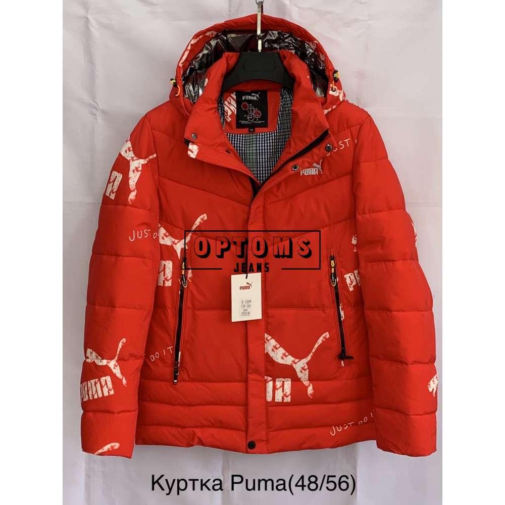 Мужская зимняя куртка 48-56 (2801h) фото