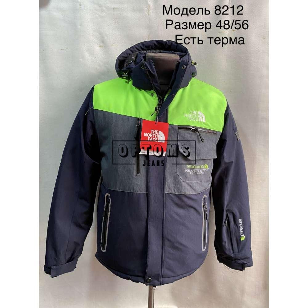Мужская зимняя куртка 48-56 (8212d) фото