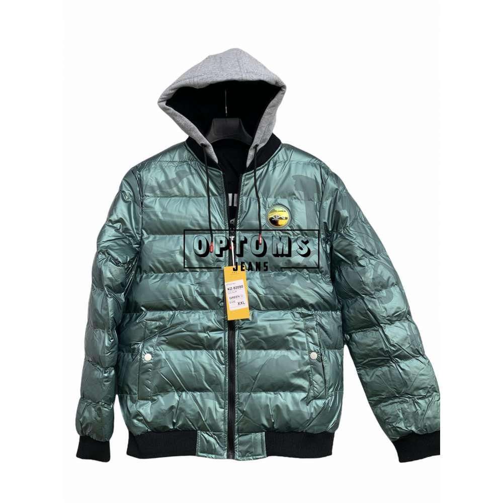 Мужская зимняя куртка 48-56 (92090a) фото