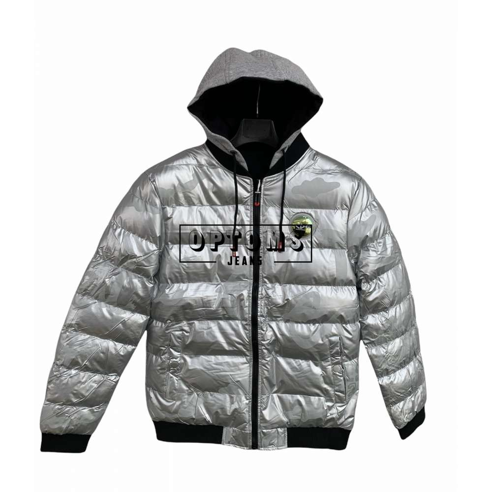 Мужская зимняя куртка 48-56 (92090c) фото