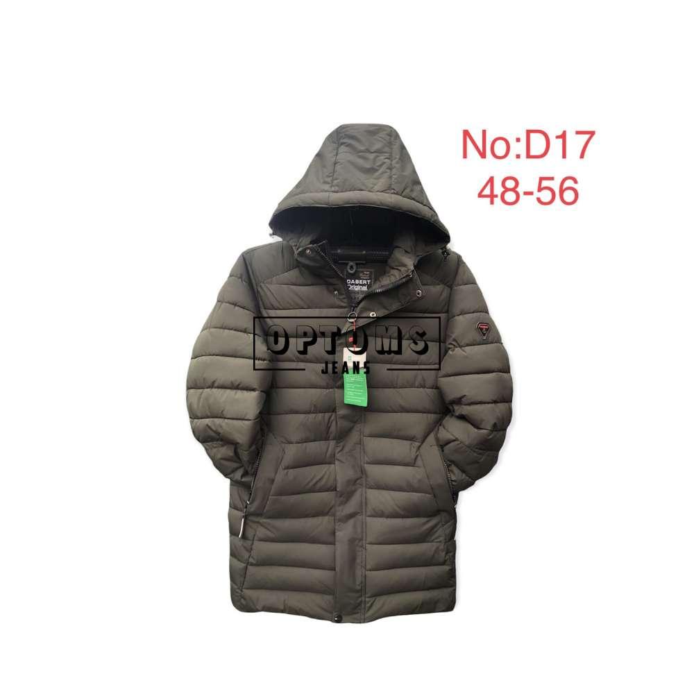 Мужская зимняя куртка 48-56 (no:d-17a) фото