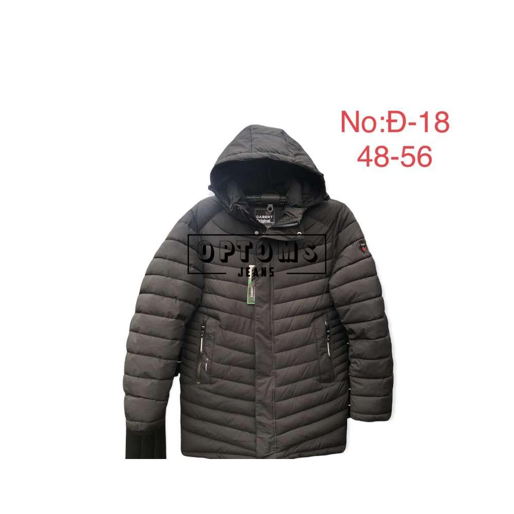 Мужская зимняя куртка 48-56 (no:d-18a) фото