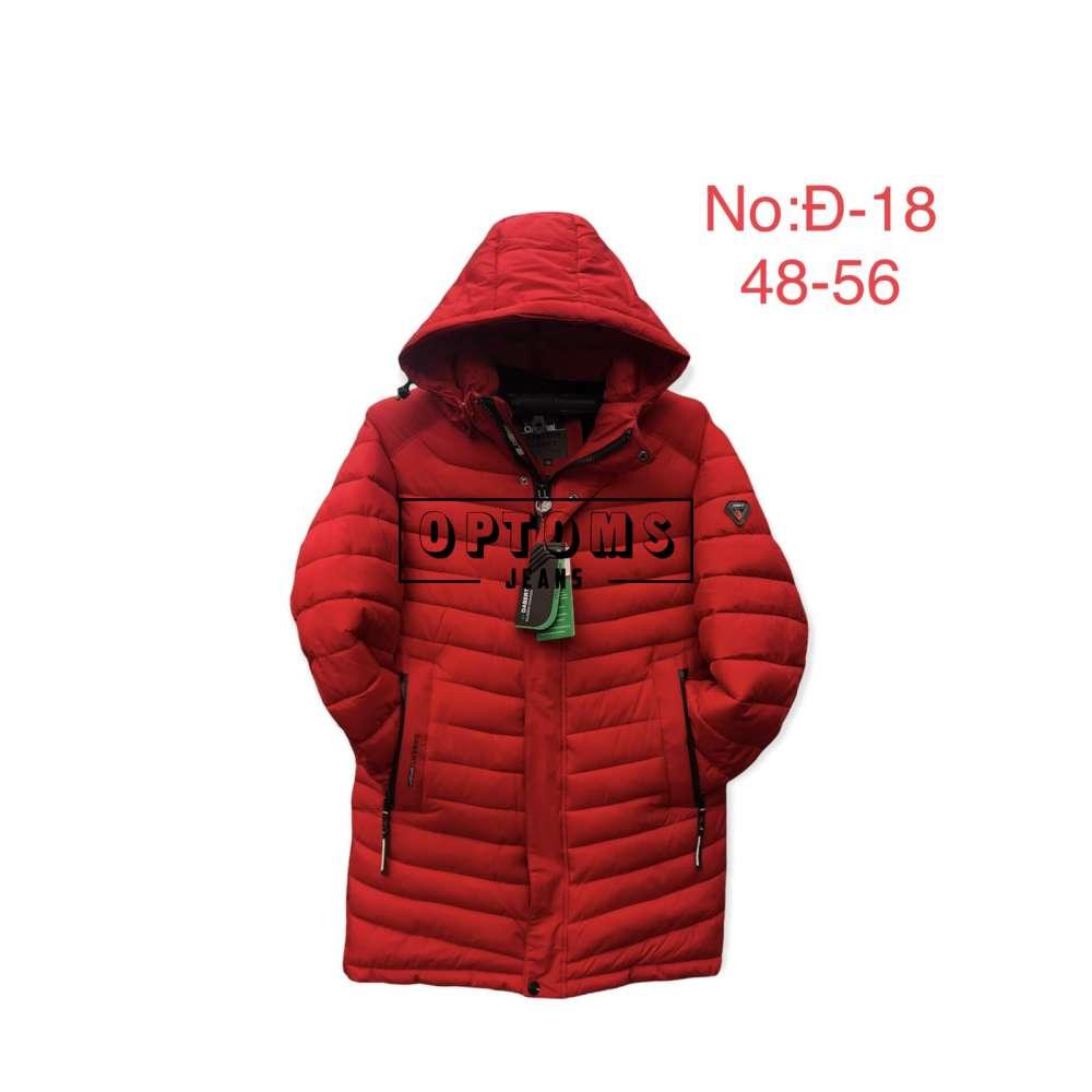 Мужская зимняя куртка 48-56 (no:d-18b) фото