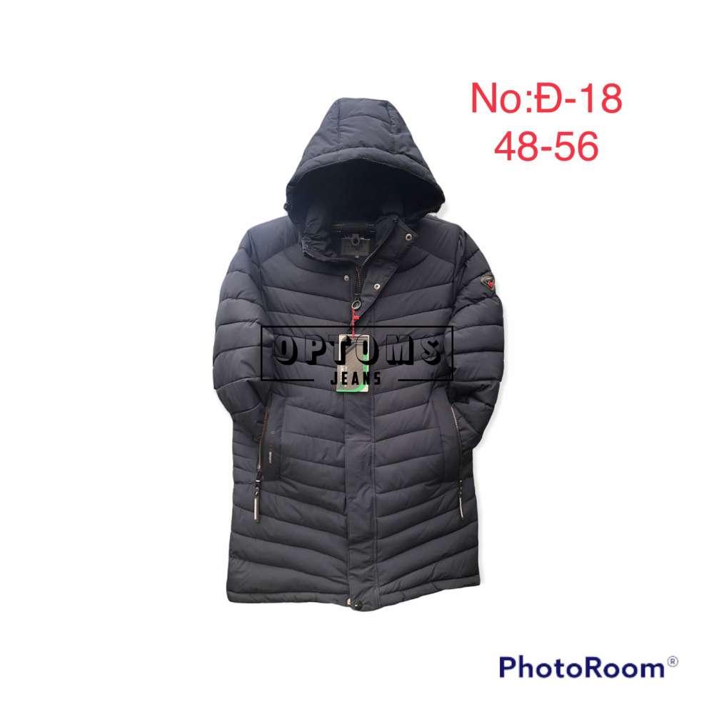 Мужская зимняя куртка 48-56 (no:d-18c) фото