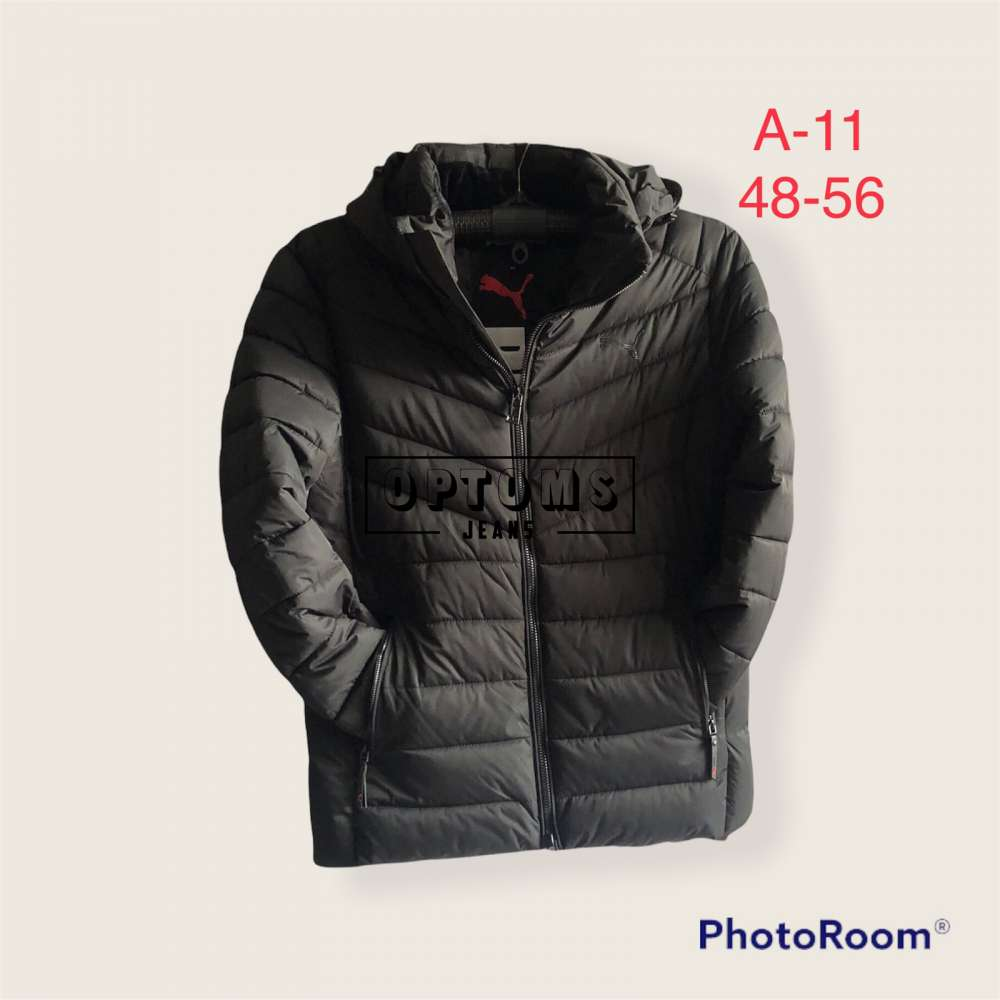 Мужская зимняя куртка 48-56 a-11a фото