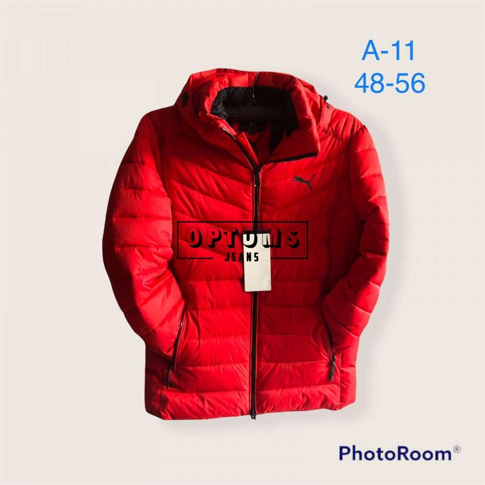 Мужская зимняя куртка 48-56 a-11b фото