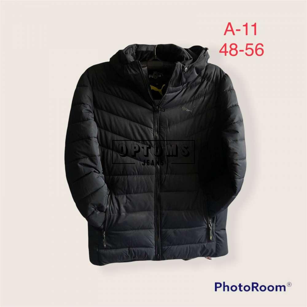 Мужская зимняя куртка 48-56 a-11c фото