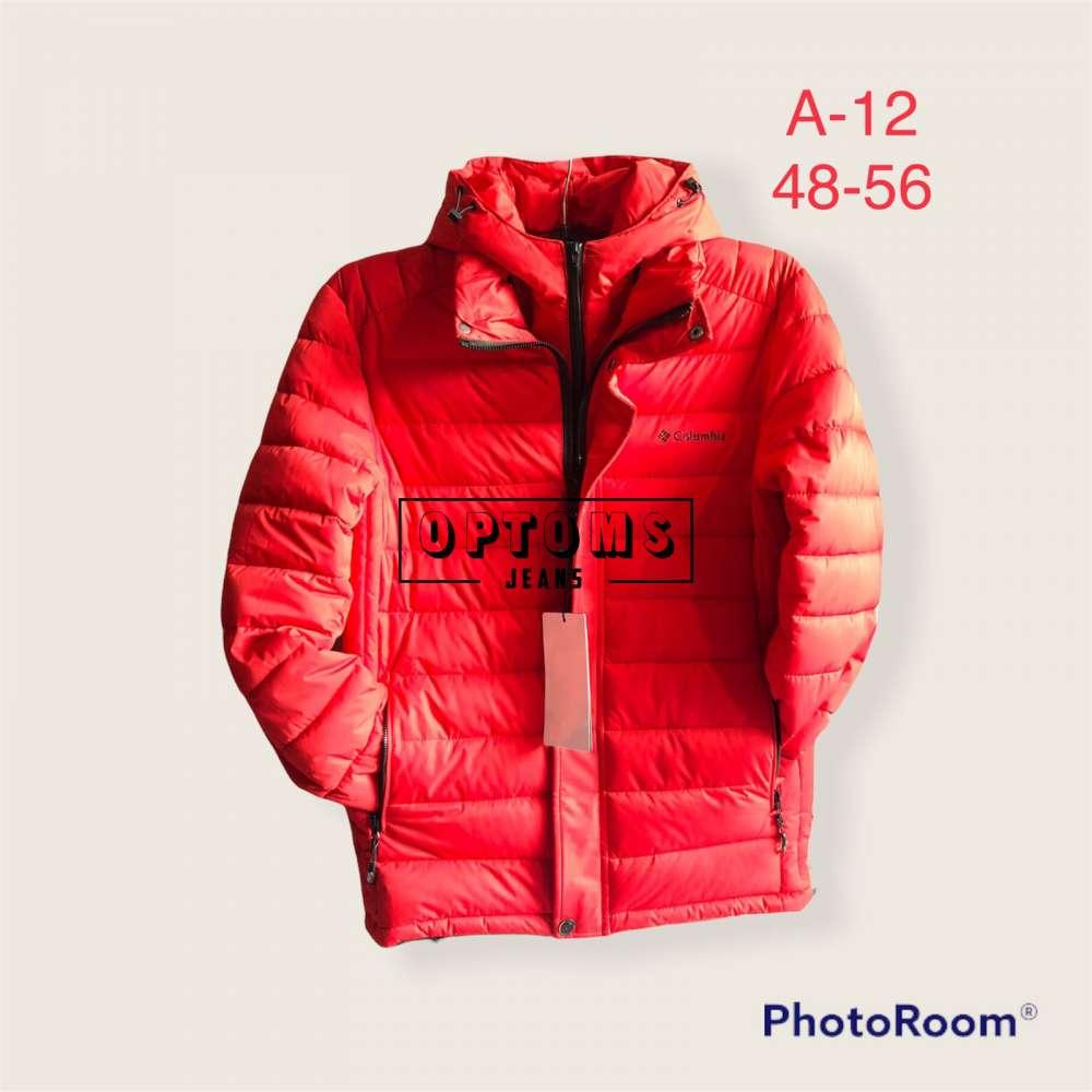 Мужская зимняя куртка 48-56 a-12a фото
