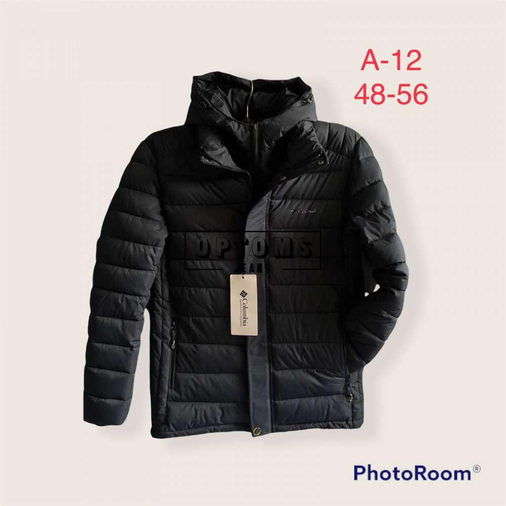 Мужская зимняя куртка 48-56 a-12b фото