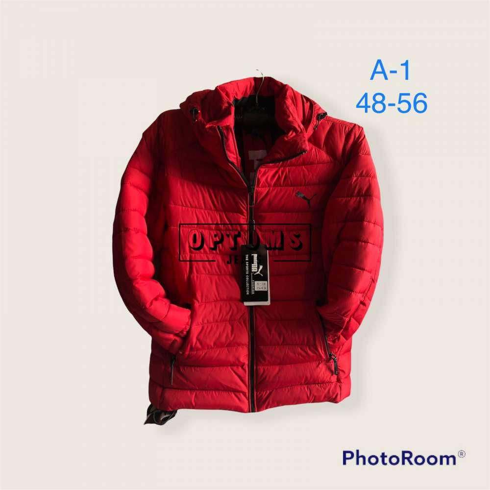 Мужская зимняя куртка 48-56 a-1b фото