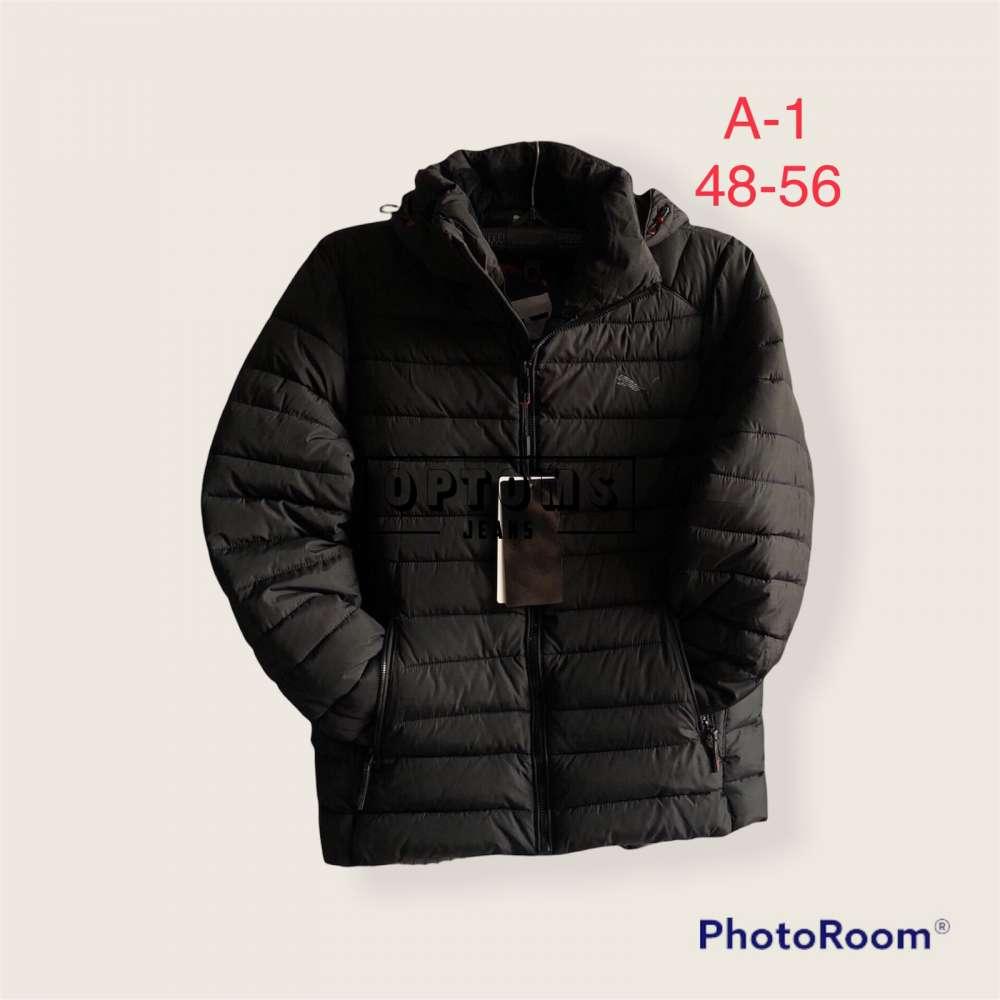 Мужская зимняя куртка 48-56 a-1c фото