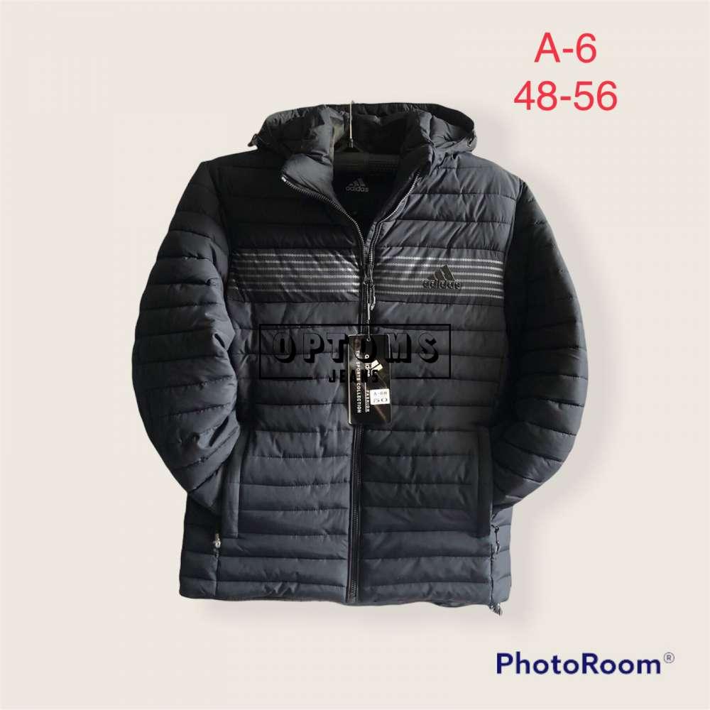 Мужская зимняя куртка 48-56 a-6a фото