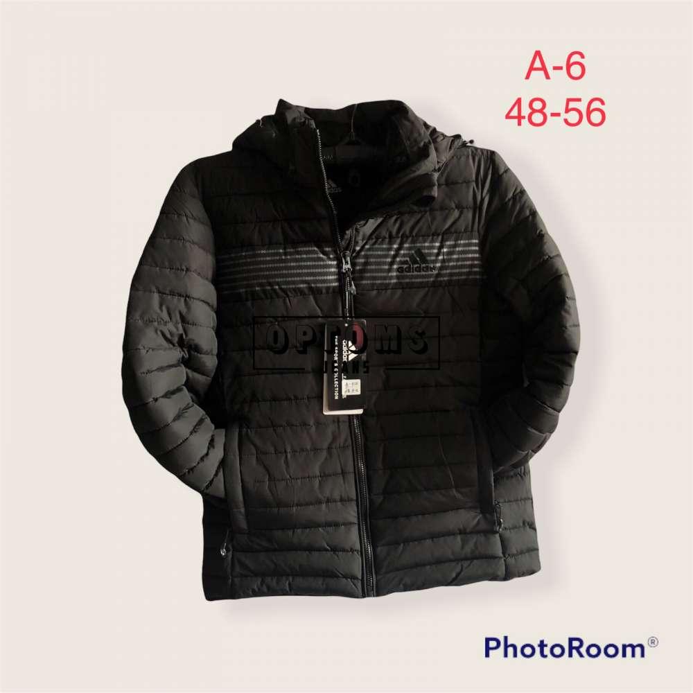 Мужская зимняя куртка 48-56 a-6b фото