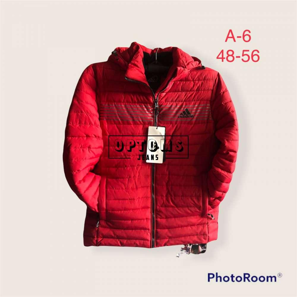 Мужская зимняя куртка 48-56 a-6c фото