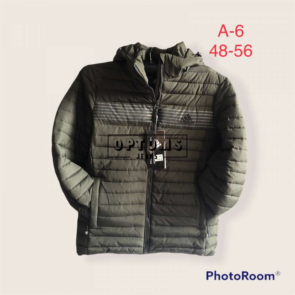 Мужская зимняя куртка 48-56 a-6d фото