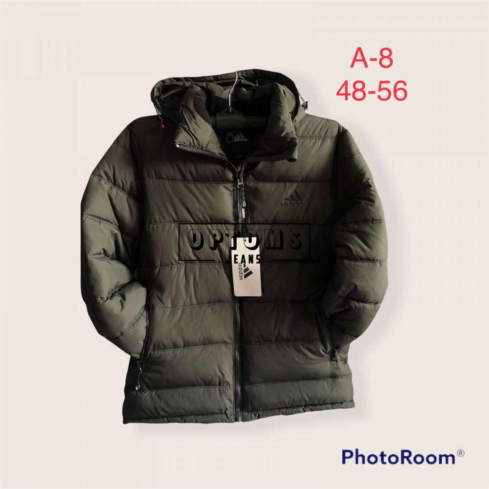 Мужская зимняя куртка 48-56 a-8a фото