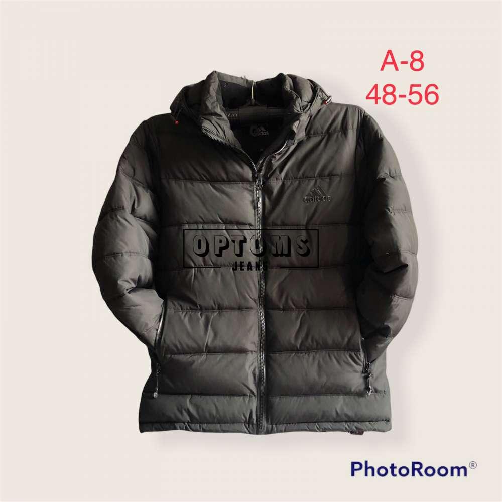 Мужская зимняя куртка 48-56 a-8b фото
