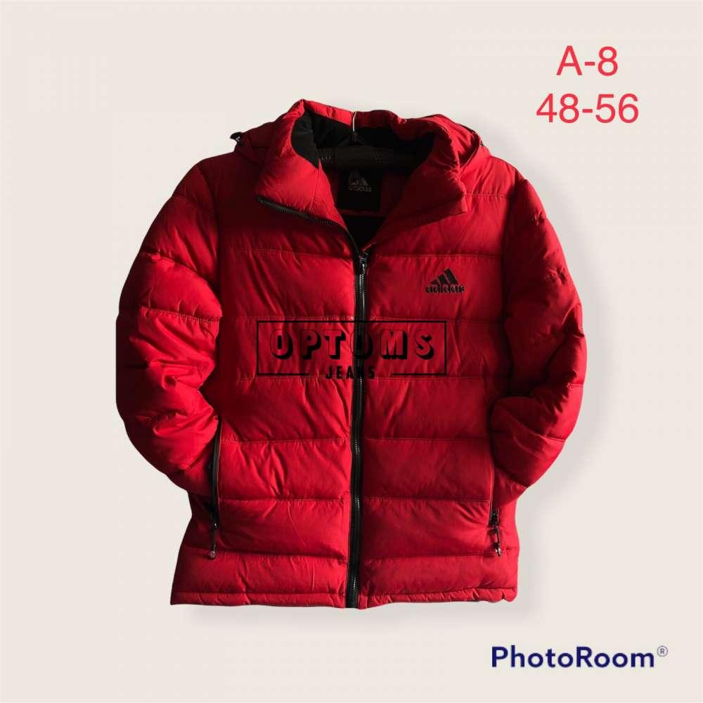 Мужская зимняя куртка 48-56 a-8c фото