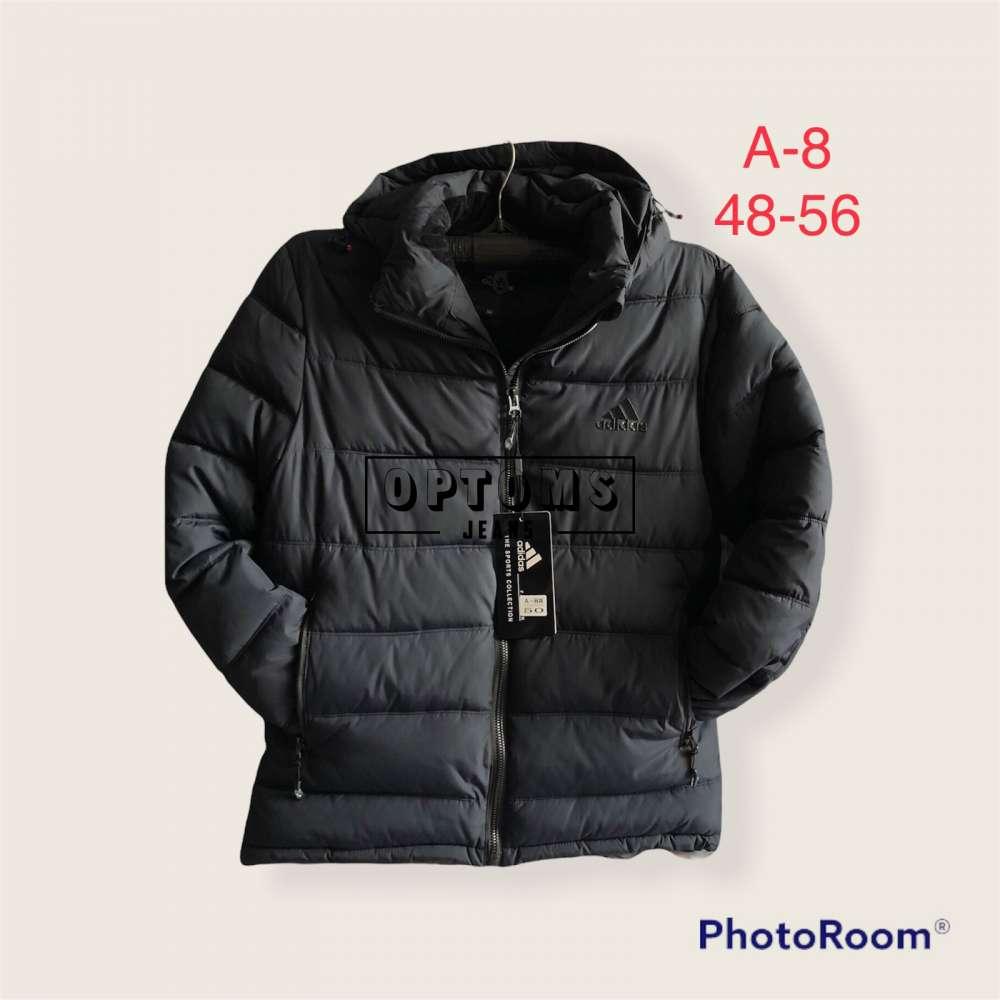 Мужская зимняя куртка 48-56 a-8d фото