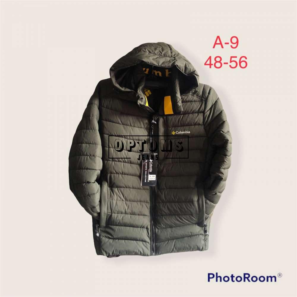 Мужская зимняя куртка 48-56 a-9a фото