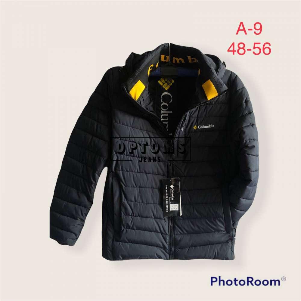 Мужская зимняя куртка 48-56 a-9b фото