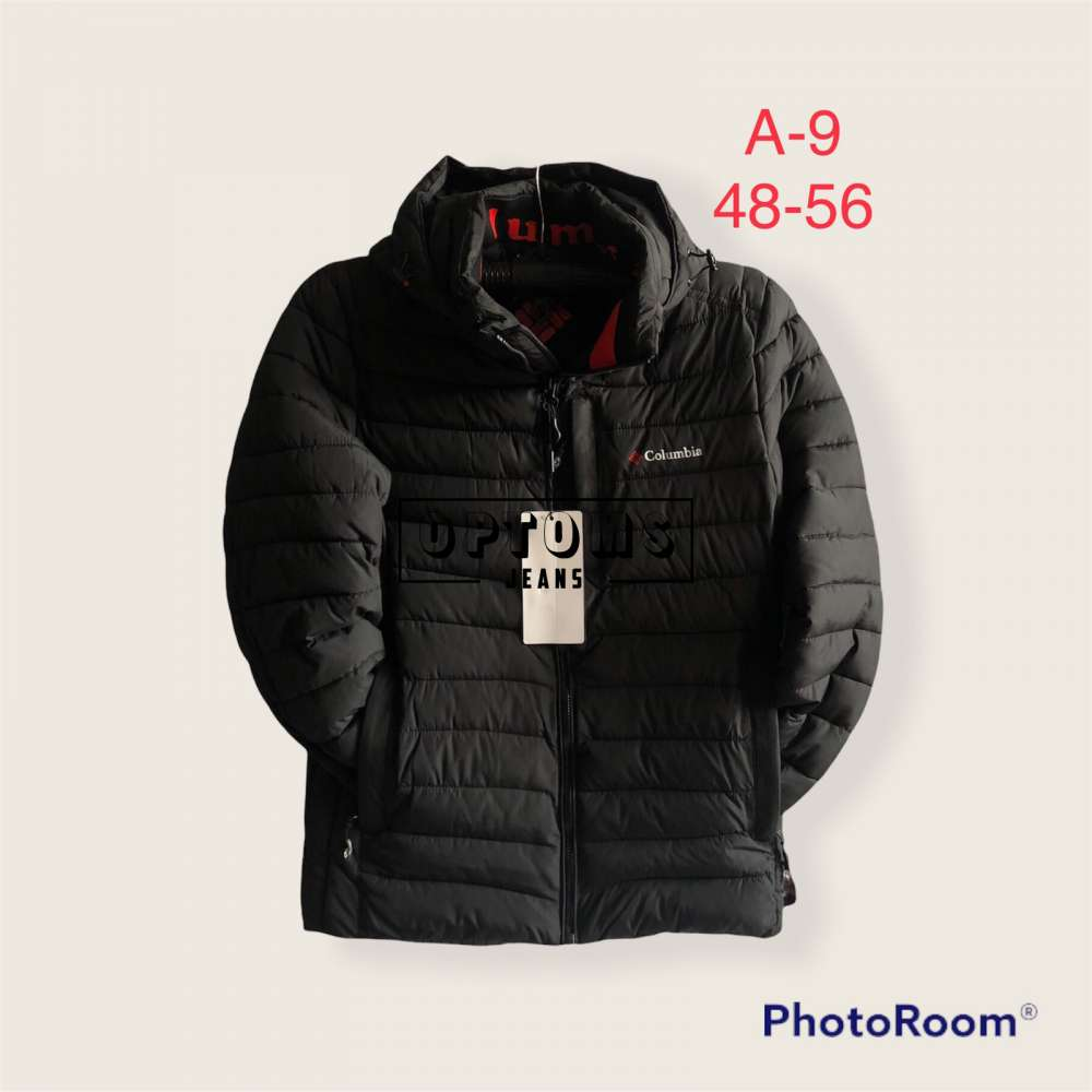 Мужская зимняя куртка 48-56 a-9c фото