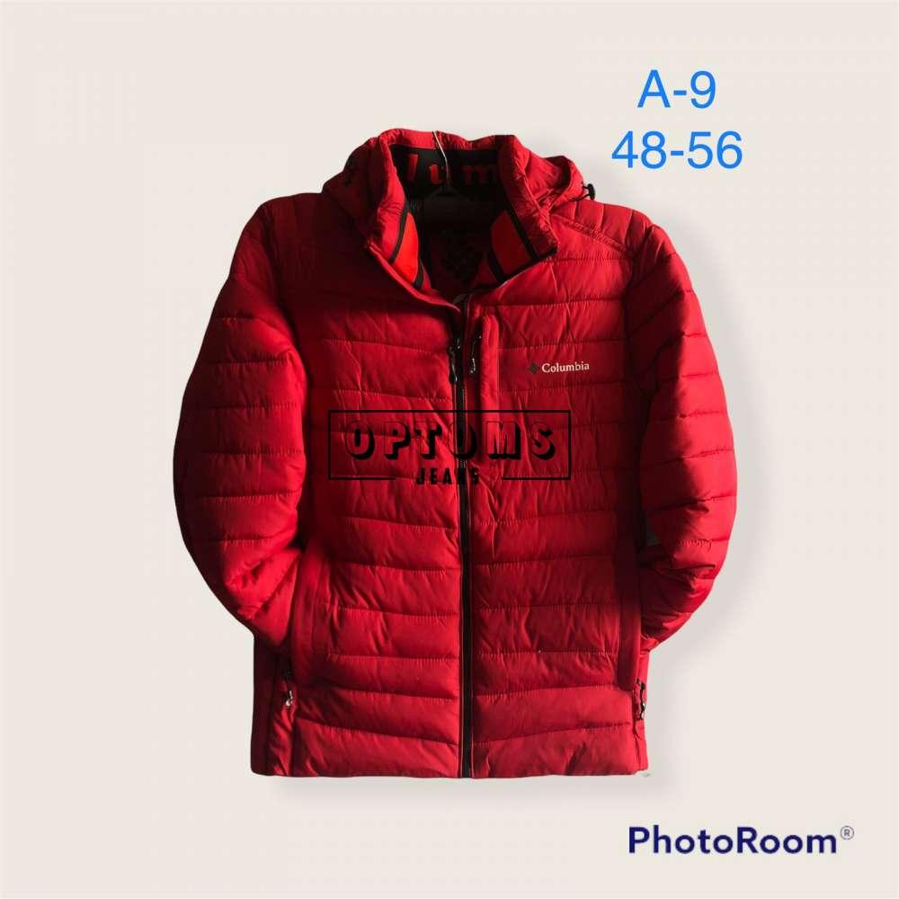 Мужская зимняя куртка 48-56 a-9d фото