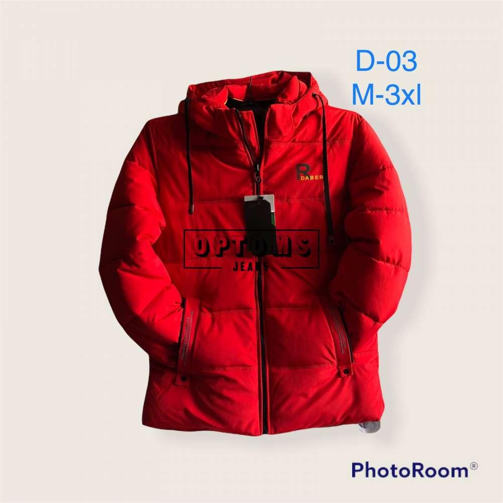 Мужская зимняя куртка 48-56 d-03e фото