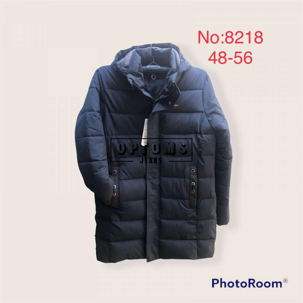 Мужская зимняя куртка 48-56 no:8218a фото