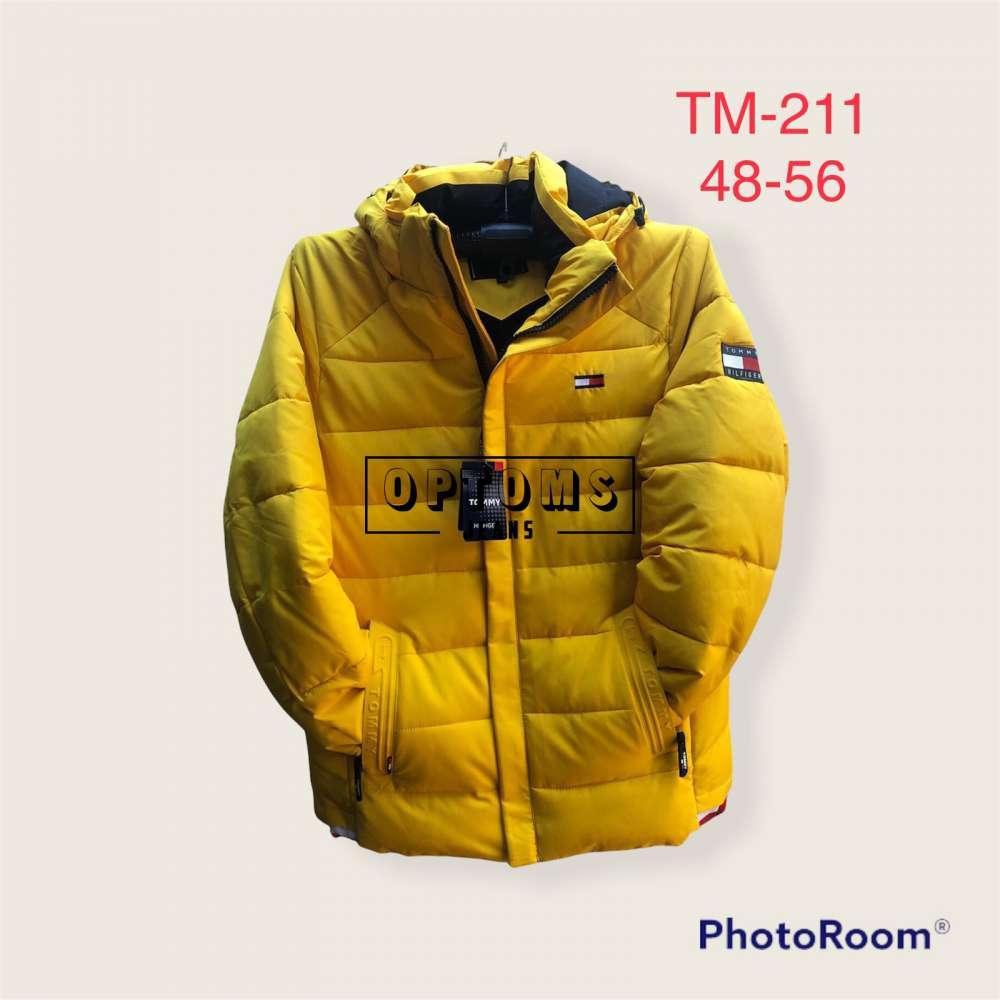 Мужская зимняя куртка 48-56 tm:211a фото