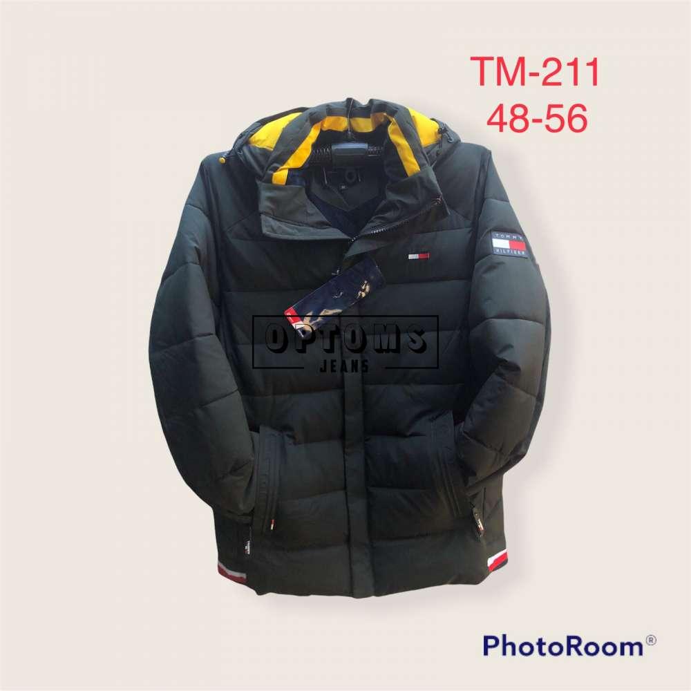 Мужская зимняя куртка 48-56 tm:211b фото