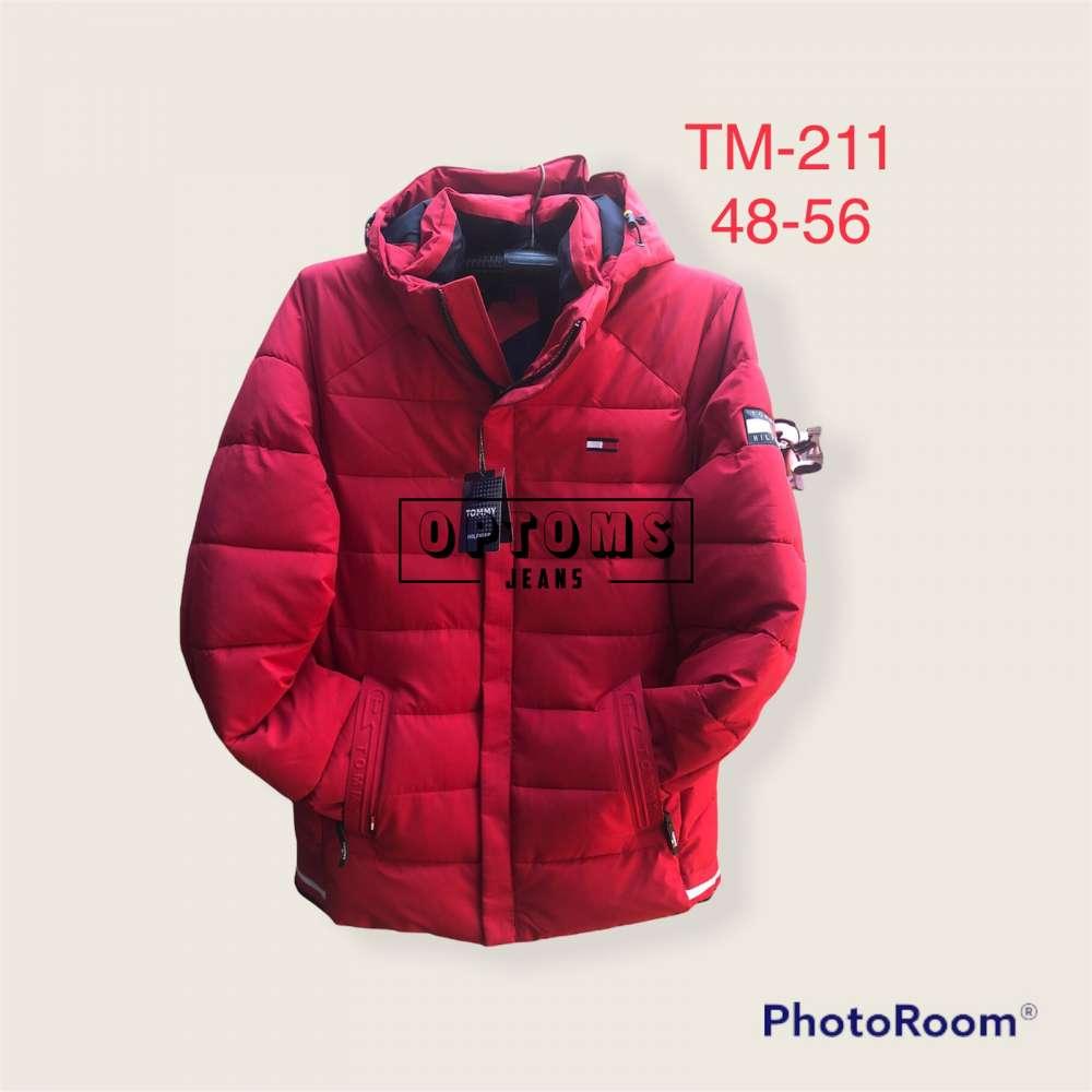 Мужская зимняя куртка 48-56 tm:211c фото