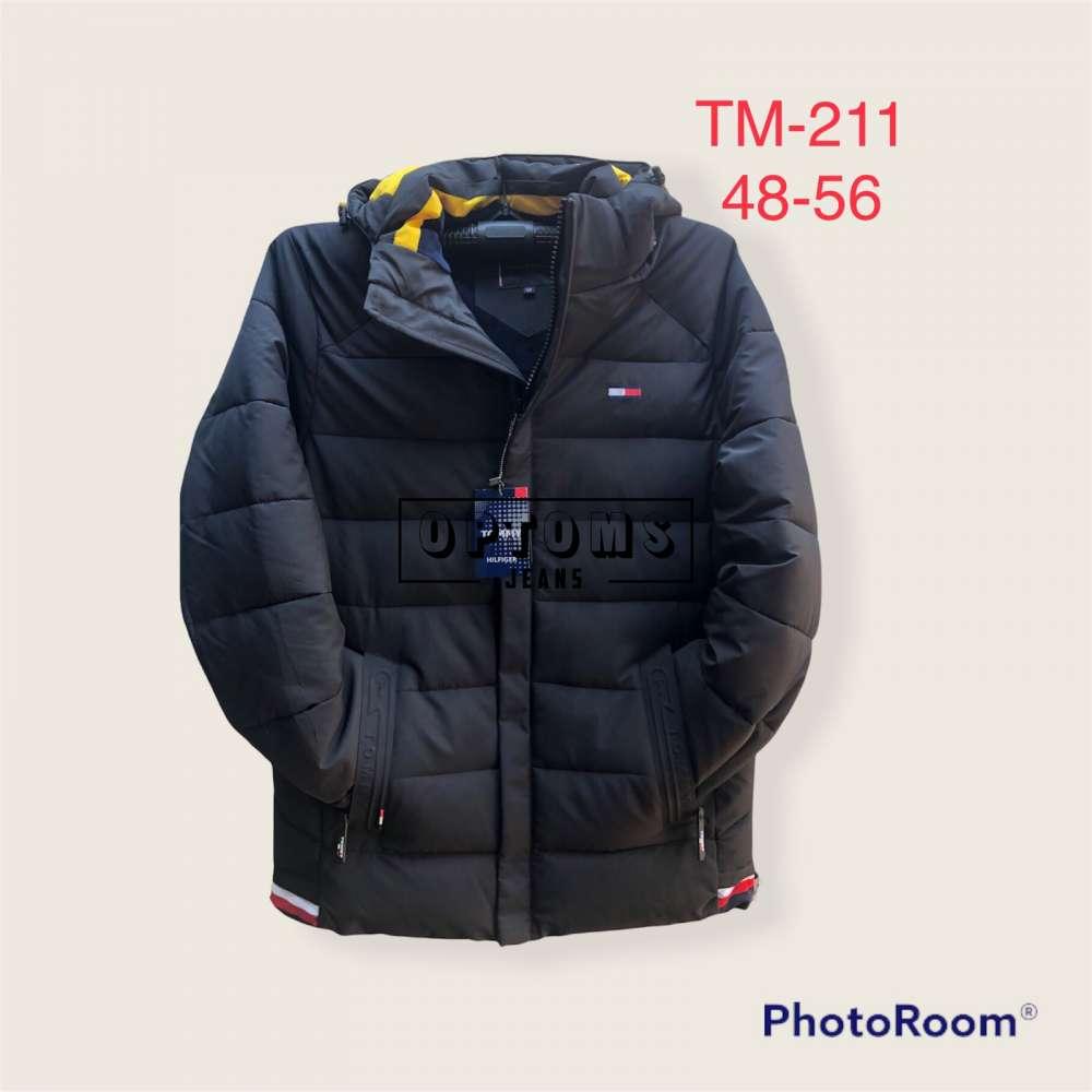 Мужская зимняя куртка 48-56 tm:211d фото