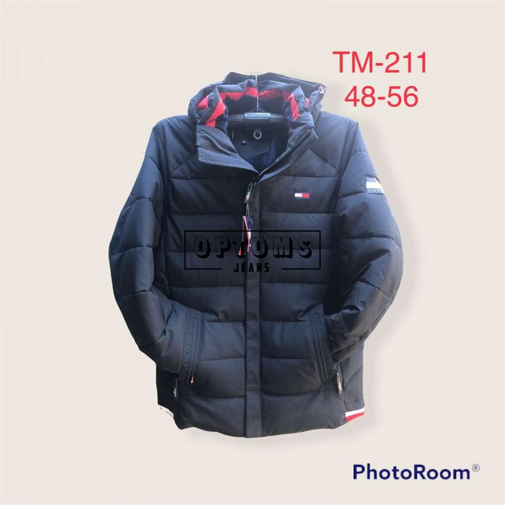 Мужская зимняя куртка 48-56 tm:211e фото