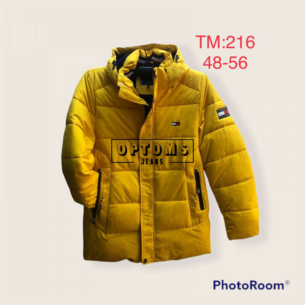 Мужская зимняя куртка 48-56 tm:216a фото