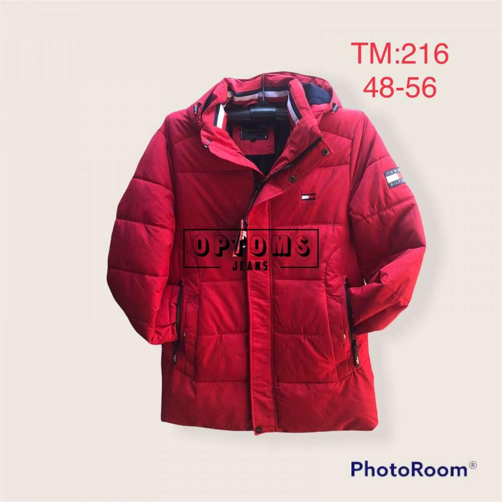 Мужская зимняя куртка 48-56 tm:216b фото