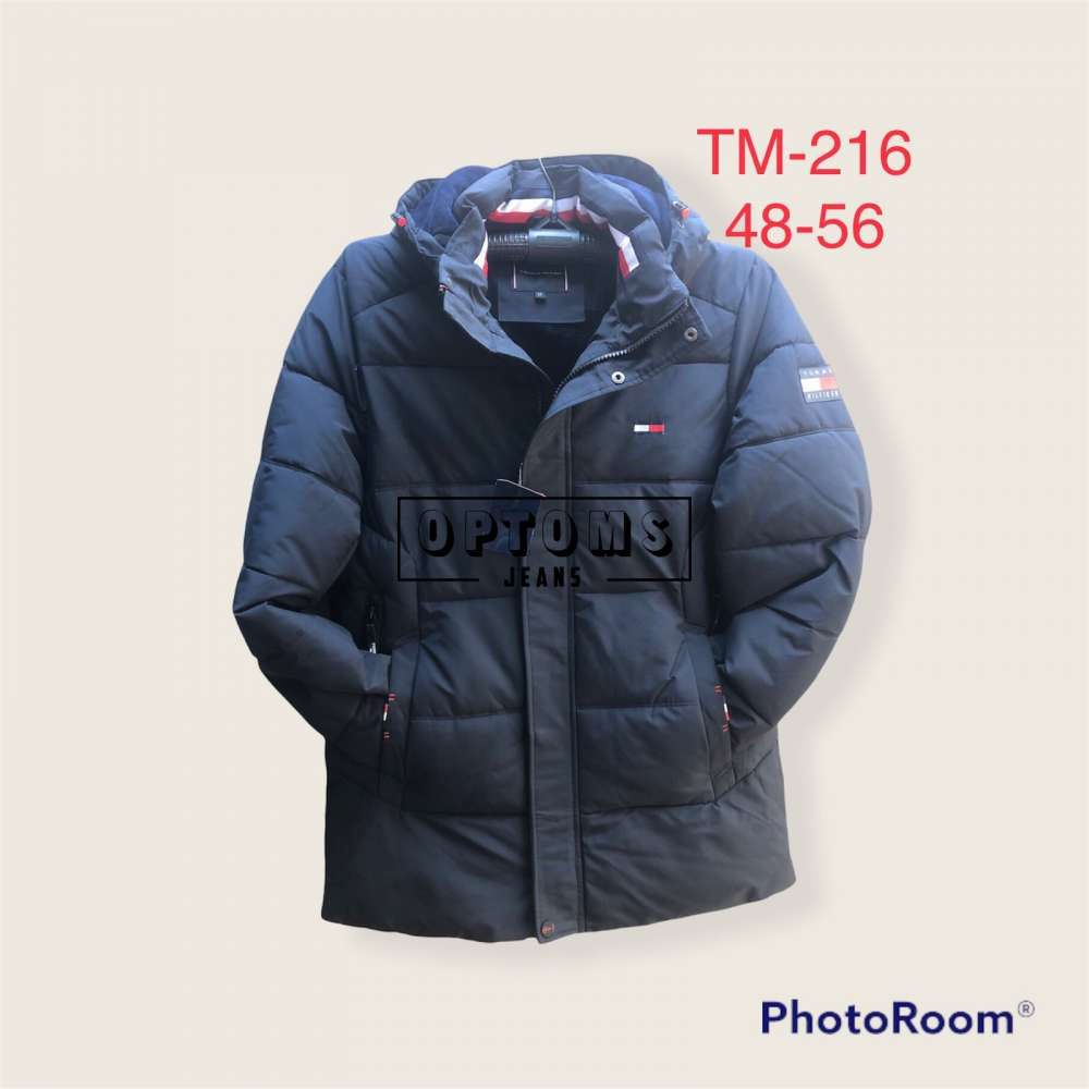 Мужская зимняя куртка 48-56 tm:216d фото