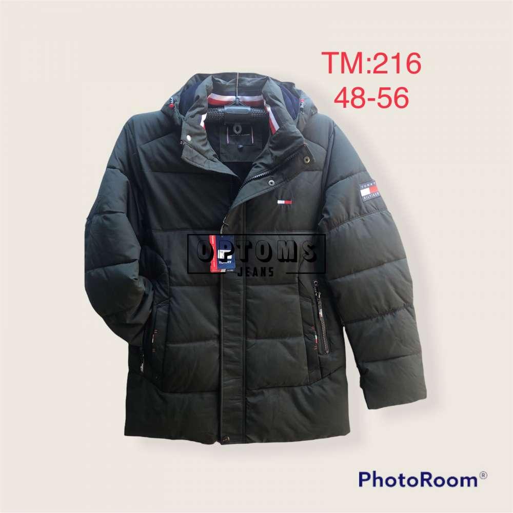 Мужская зимняя куртка 48-56 tm:216e фото