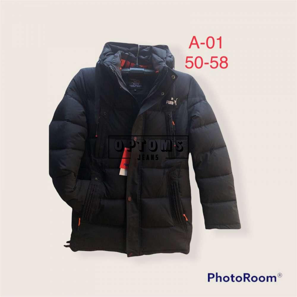 Мужская зимняя куртка 50-58 a-01a фото