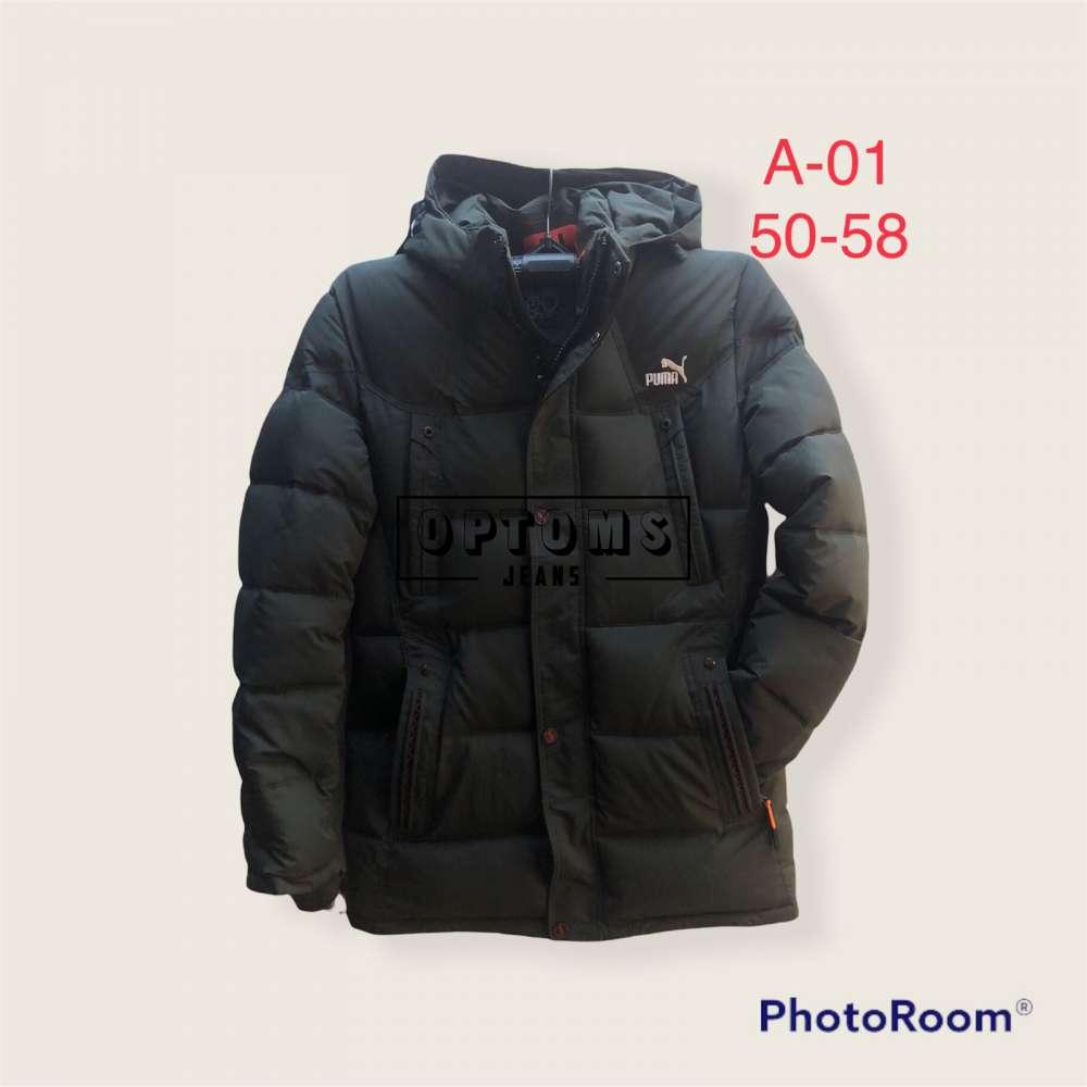 Мужская зимняя куртка 50-58 a-01b фото